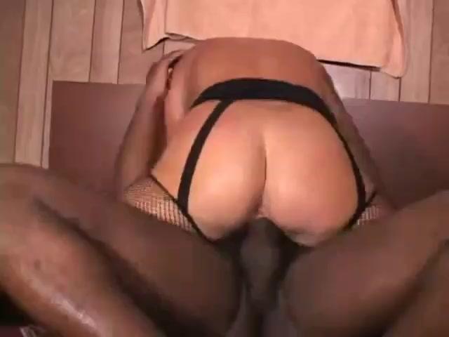 Bbw Ebony Amateur Creampie